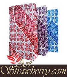 kantong kertas batik