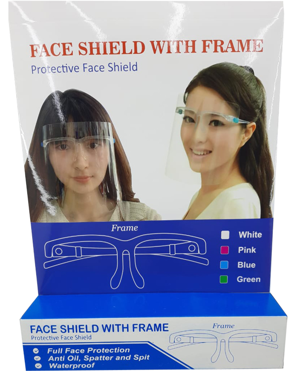 Face Shield Frame