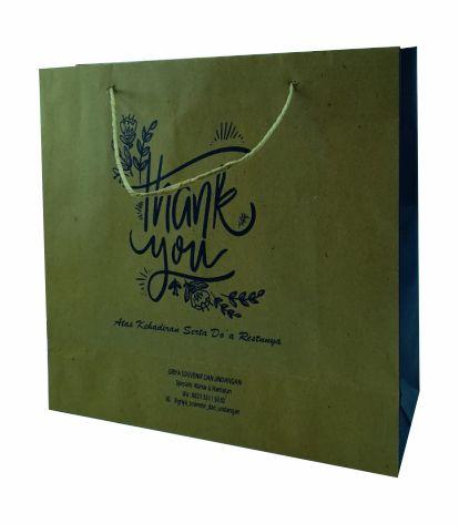 taskertas paperbag souvenir wedding custom